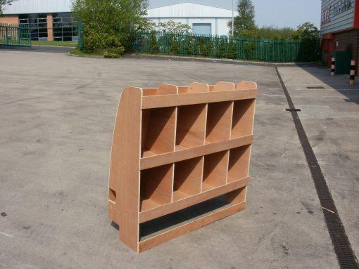 Berlingo First / Partner Origin Pre 08 Models Plywood Shelving System