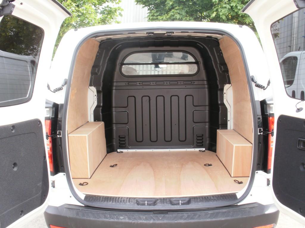 Hyundai Iload Double Cab Van Ply Lining Kit Plyline Uk