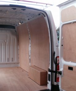 Nissan Short Wheel Base Interstar Van Ply Lining Kit