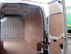 Nissan Medium Wheel Base Interstar Van Ply Lining Kit
