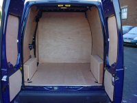 Long Wheel Base Ford Connect Van Ply Lining Kit