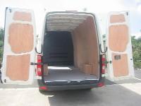 VW LWB New Shape Crafter Van Ply Lining Kit