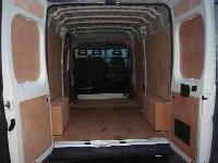Peugeot Extra Long Wheel Base Boxer Van Ply Lining Kit - Oct 2006 On L4