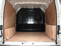 Short Wheel Base Ford Connect Van Ply Lining Kit