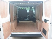 Citroen Short Wheel Base Relay Van Ply Lining Kit - Oct 2006 On L1