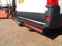 Hope T Bar Bumper with Towing Facility