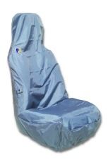 Two Single Front Van Seat Covers Set