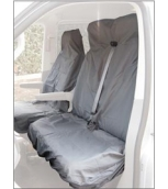 Heavy Duty Front Passenger Double Seat Cover