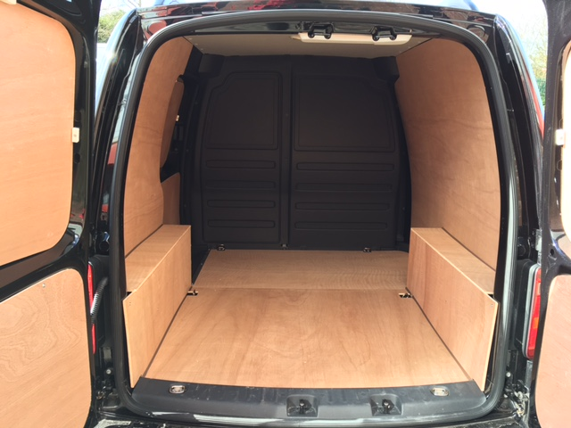 Vw Caddy Van Ply Lining Kit 2016 On Plyline Uk
